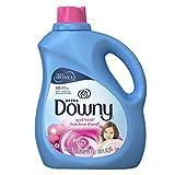 Downy Ultra Liquid Laundry Fabric Softener, April Fresh Scent, 120...