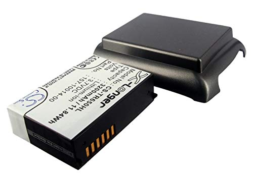 VINTRONS Battery for Palm Treo 650, Treo 700,