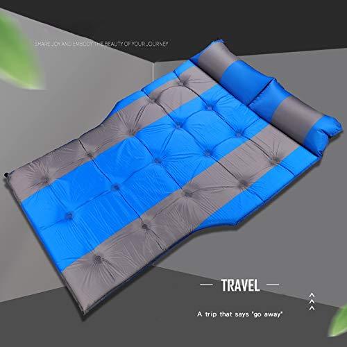 NEVY-Trampoline Dubbele Automatische Opblaasbare matras Auto Trunk Reizen Slaapkussen Auto Schok Opblaasbare Bed Reizen Dual Gebruik