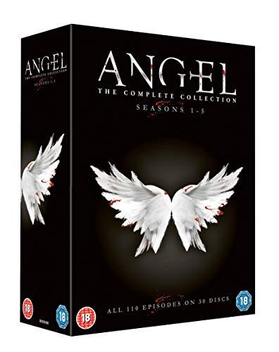 Angel - Season 1-5 (30 Dvd) [Edizione: Regno Unito] [Edizione: Regno Unito]
