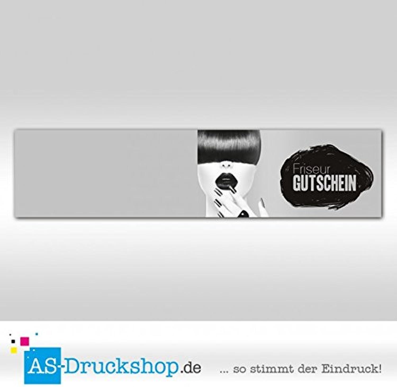Gutschein Friseur - - - Mausgrau   100 Stück   DIN Lang B0794Z1H85   Produktqualität  48c114