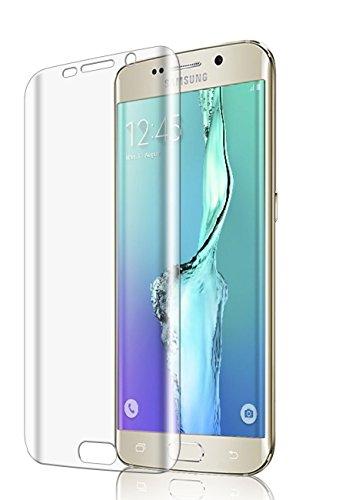 NOVAGO S6Edge Plus Protector de cristal templado curvado (Arrondi sobre el borde) para Samsung Galaxy S6EDGE PLUS (5.7), protege la totalité de la pantalla