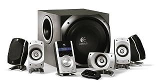 Logitech Z5500 Digital PC Multimedia Home Theatre Speaker System - 505 Watt (Total) (B0006HBCL8) | Amazon price tracker / tracking, Amazon price history charts, Amazon price watches, Amazon price drop alerts