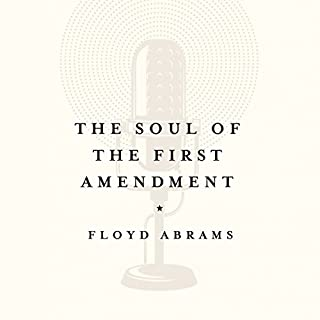 The Soul of the First Amendment cover art