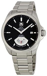 TAG Heuer Men's WAV511A.BA0900 Grand Carrera Automatic Calibre 6 RS Watch image