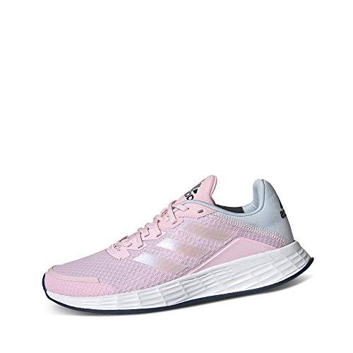 adidas Duramo SL K, Zapatillas de Running, ROSCLA/IRIDES/AZUHAL, 37 1/3 EU