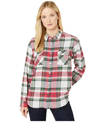 Wrangler Modern New Boyfriend Shirt Magenta Red XS