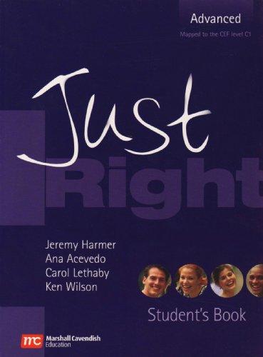 Just Right - Advanced (Just Right (British English))