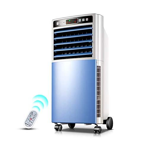 Condizionatore portatile Ventilatori di raffreddamento della camera da letto del dispositivo di raffreddamento dell'aria per le stanze Ventilatori della torre Raffreddamento Silenzioso L'ufficio