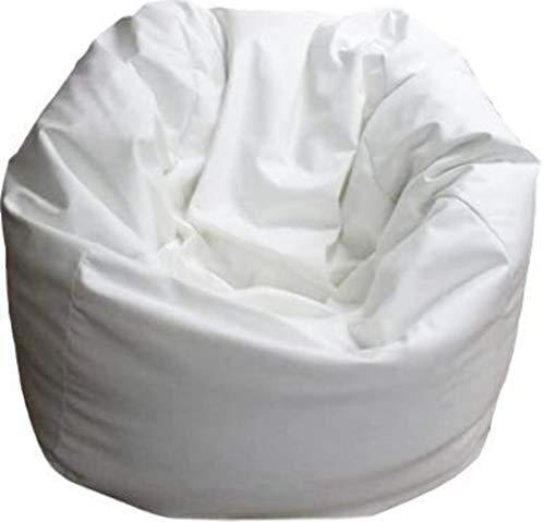 Ocean-Tamer Medium Round Marine Bean Bag (White)