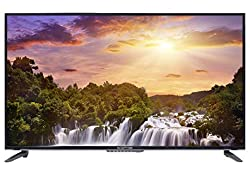 "Image of Sceptre 43"" Class Fhd (1080p) LED TV Memc 120 3X HDMI, Metal Black 2019 (X435BV-FSR), Black: Bestviewsreviews"