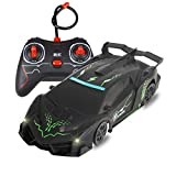 FIGROL Wall Climbing Car,Climbing Rc Cars 360° Rotating Stunt Vehicle,with Remote Control, LED Head...