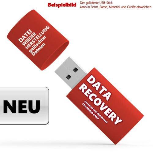 NEU: Data Recovery USB-STICK Vollständige Wiederherstellung von Dateien 2021