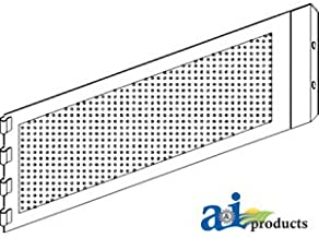 A&I - Door Assembly, Clean Grain Elevator, Lower (PERFORATED). PART NO: A-AH1...