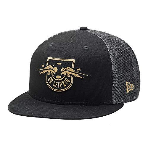 RB Leipzig Facade Cap (one Size, Dark Grey)