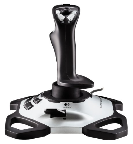 Logitech Extreme 3D Pro PC Joystick (New Packaging)