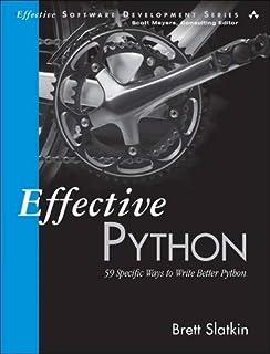Effective Python: 59 Specific Ways to Write Better Python (Effective Software Development Series) (0134034287) | Amazon price tracker / tracking, Amazon price history charts, Amazon price watches, Amazon price drop alerts