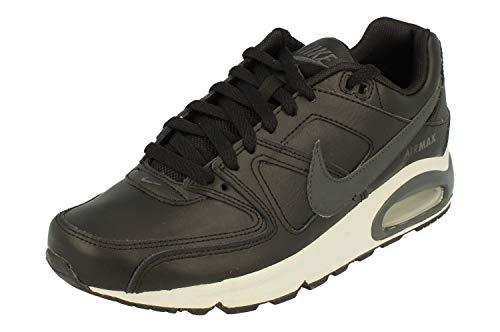 Nike Herren Air Max Command Leather Turnschuhe, Schwarz (Black/Anthracite/Neutral Grey 001), 45 EU
