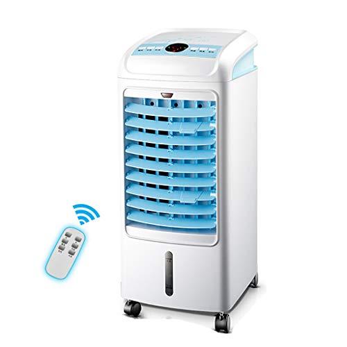 Raffrescatore Evaporativo, 4in1: Ventilatore, Raffreddatore, Depuratore, Umidificatore