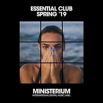 Essential Club Spring '19