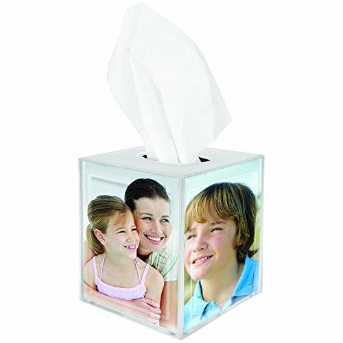 Neil Enterprises, Inc Create Your Own Photo Tissue Box Cover
