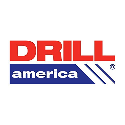 Drill America 1/16' High Speed Steel Spiral Flute Taper Pipe Reamer, DWR Series