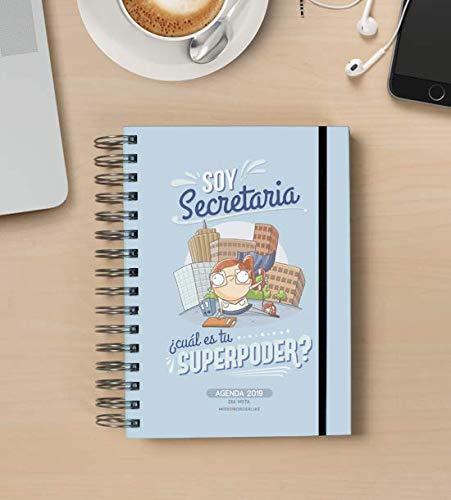 Missborderlike - Agenda 2019 Dia vista - Secretaria