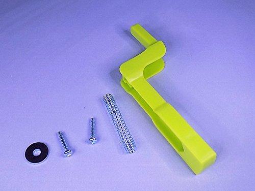 "Leg lock & 1.75"" Spring Set for Evenflo Exersaucer Triple Fun Life in the Amazon (Model 62311422)"