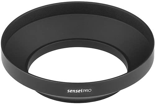 Sensei PRO 58mm Max 58% OFF Wide Angle Aluminum 2 Lens Hood Pack Max 44% OFF