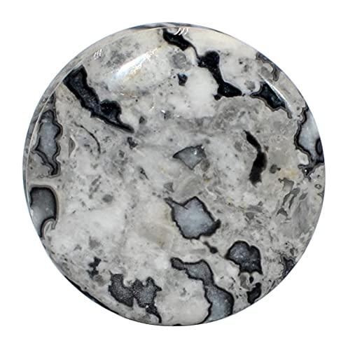 X/L Expansor de oreja de piedra para hombres y mujeres, 2 piezas, pendientes, dilatadores, piercing para túnel de carne, dilatador, piercing corporal, joyería (color: 08, tamaño: 20 mm)