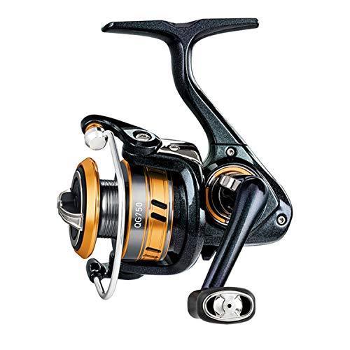 Daiwa, Ultralight Spinning Reel, QG, Freshwater, 5.1:1 Gear Ratio, 5 Bearing, 5 lb Max Drag, Ambidextrous
