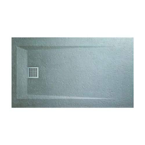 Gala base Surphase douchebak, 200 x 90 cm, grijs