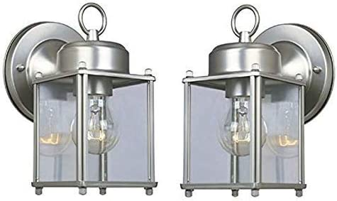 Dysmio Lighting Wall Lanterns Pewter Selling Finish Col Decoration Home All items in the store