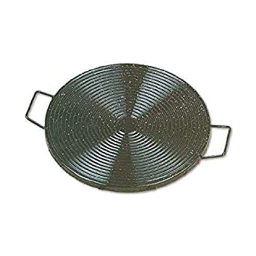 Belseher Asadora, Plancha para Asadorar Esmaltada, 42 cm