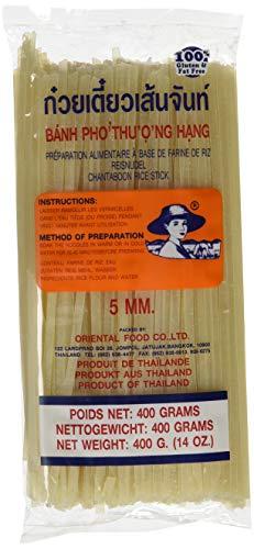 Farmer Brand Reisbandnudeln (5mm) 400g (1 x 400 g)