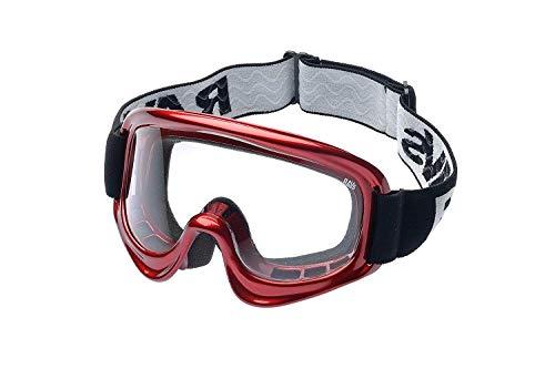 Ravs Occhiali Protettivi - Enduro - Occhiali-Cross - Occhiali Motocross Moto MTB