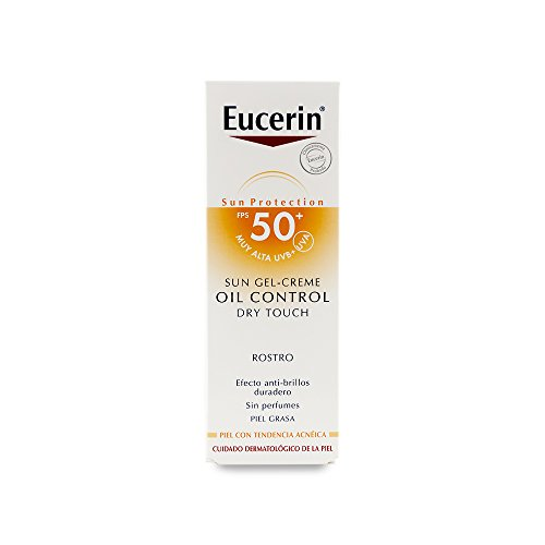 Eucerin: Gel Crema Oil Control Dry Touch