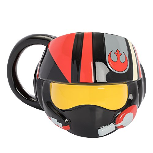 Sw Last Jedi Resistance Helmet 20 Oz Sculpted Mug