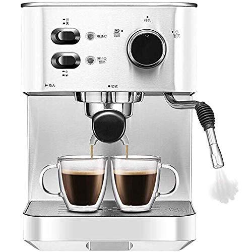 Italiaans semi-automatische koffiezetapparaat extractie met constante temperatuur Onafhankelijke dubbele temperatuurregeling koffiezetapparaten Commercieel hoorntrechter stoomschuimsysteem geschikt voor Ha A