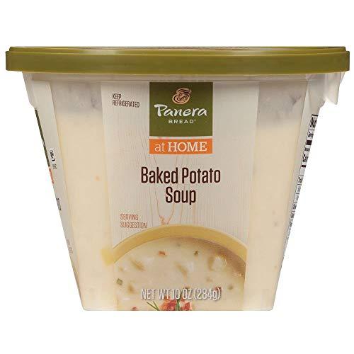 Panera Bread Baked Potato Soup, 10 Ounce -- 8 per case.