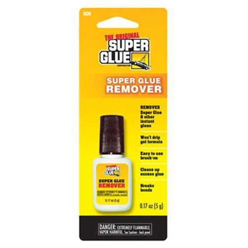 Super Glue Corp/Pacer TECH SGR Glue Remover Gel, 5g, iPhone
