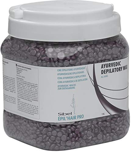 Ayurvedic cire epilatoire liposoluble 1kg