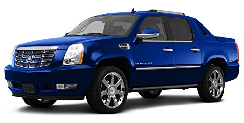 2012 Cadillac Escalade EXT Premium, All Wheel Drive 4-Door, Xenon Blue Metallic