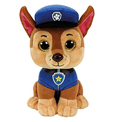 Ty- Patrulla Canina, Chase, 23 cm (United Labels Ibérica 96319TY) de United Labels Ibérica