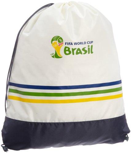 adidas 2014 FIFA WORLD CUP ™ BRÉSIL LOGO Gymsack, Blanc