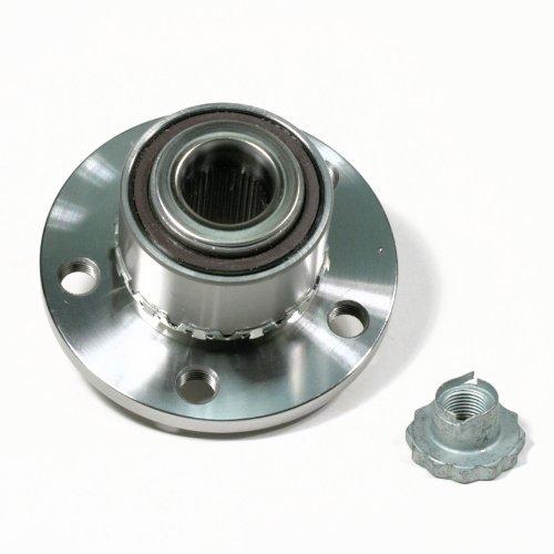 1 x Radnabe / 1 x Radlagersatz mit ABS-Sensor für vorne/für die Vorderachse