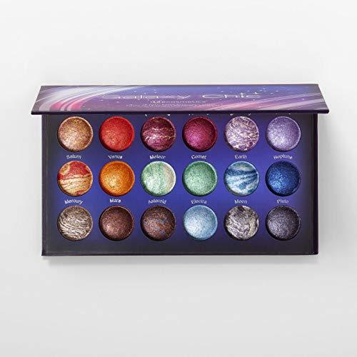 Galaxy Chic - 18 Farben Lidschatten Palette