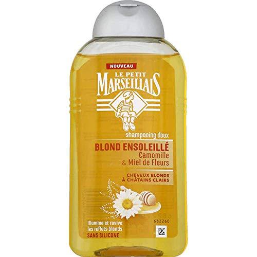 Le Petit Marseillais Shampooing Blond Ensoleillé Camomille/Miel de Fleur 250ml