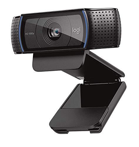 Logitech C920 HD Pro Webcam USB (960-001062) EU