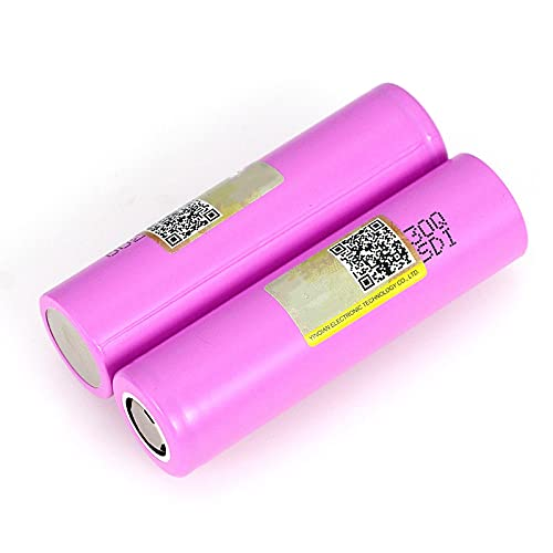 MeGgyc 2 unids/Set 3,7 V 18650 18650 30Q 3000 mAh batería Recargable de Litio Descarga 15A 20A baterías